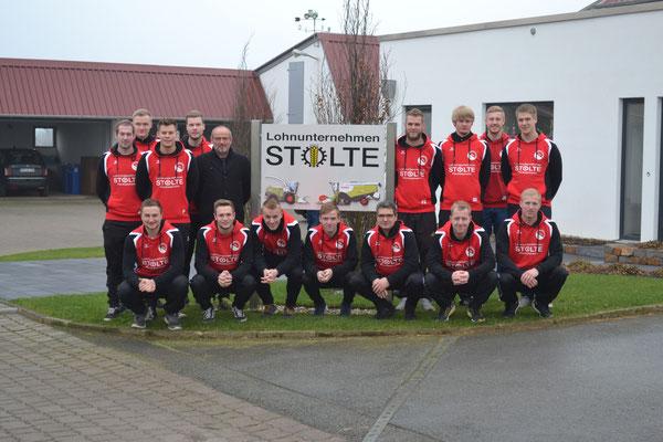 Trainingsshirts PEL 1. Mannschaft 2017