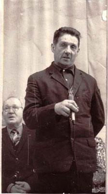 Филлиппов Иван Васильевич, двоюродный брат Ольги.