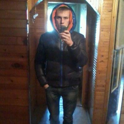 Максим Андрейченко, внук Ольги Егоровны Беляевой.