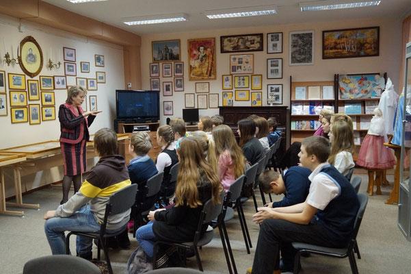 Татьяна Алексеевна Кужлева - руководитель музея.
