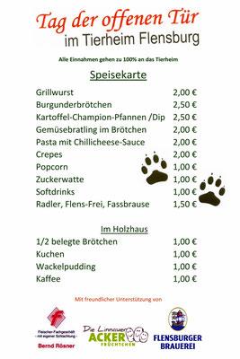 Tag Der Offenen Tur 2018 Tierheim Flensburg