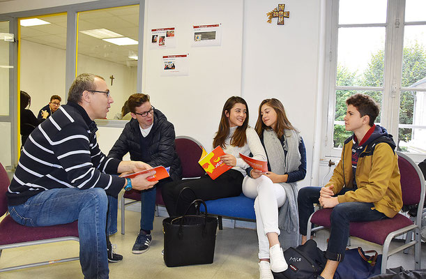 Lycée Sainte-Marie | Accueil Jonas