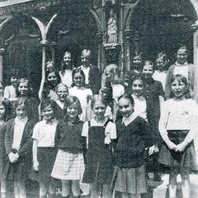 École Saint-Dominique de Bourges | Classe (avant 1973)