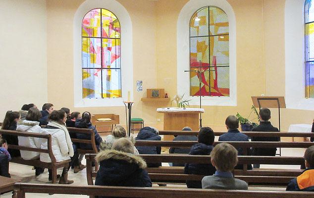 Oratoire de Sainte-Marie