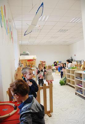École Saint-Dominique | Le jardin d'enfants