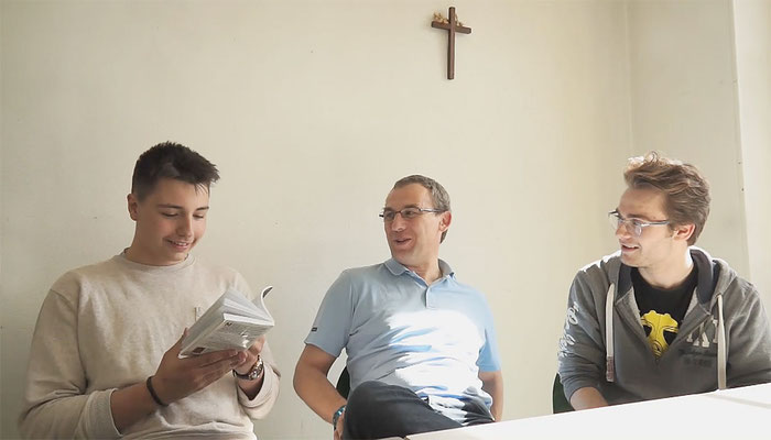 Pastorale Lycée Sainte-Marie | Rédaction du Jonas-Mag