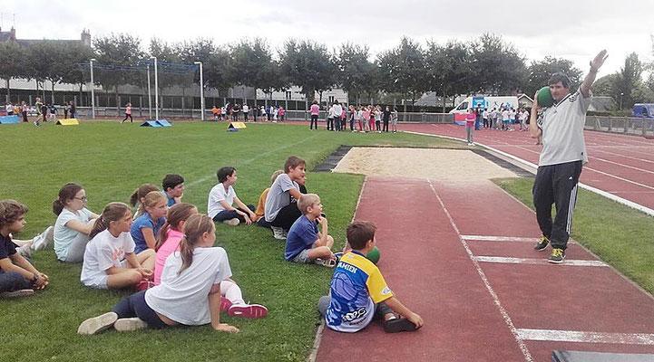 École Saint-Dominique | Sport (athlétisme)
