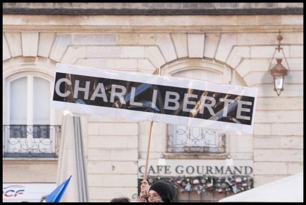 Charliberté s'invite au Café Gourmand