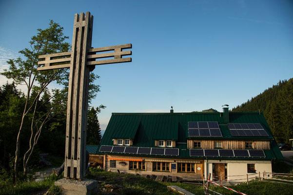 Achttelkreuz mit Ennserhütte