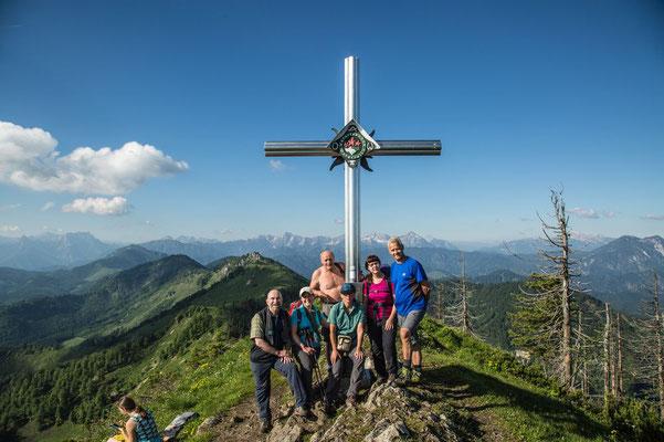 1. Gipfel-Almkogel