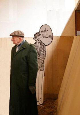 RID Reiten im Damensattel Nachruf Hans Biener, Reitlehrer Ulm