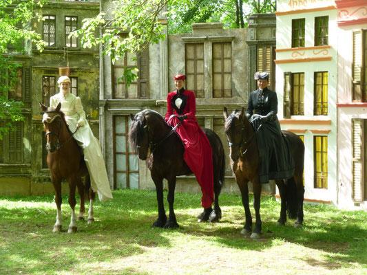 RID Reiten im Damensattel Veranstaltungen, Schloss Satzvey
