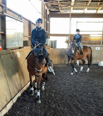 Reiten im Damensattel e.V., RID Lehrgang Pferdepark Pöttmes, Carola Wagner