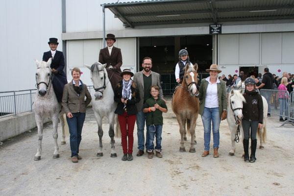 RID Reiten im Damensattel Veranstaltungen, Hund&Pferd