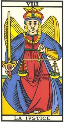 VIII La Justice