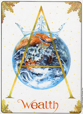 As de Deniers - Gill Tarot