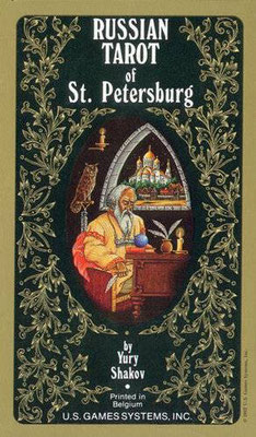Tarot Russe de Saint Petersbourg