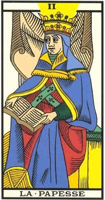 II La Papesse