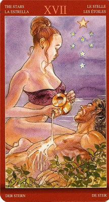 Tarot of Sexual Magic - XVII L'Étoile