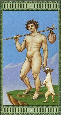 Tarot Michelangelo - Le Mat