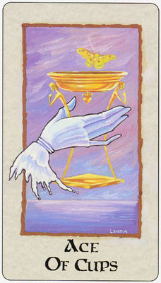 As de Coupes - Londa Tarot