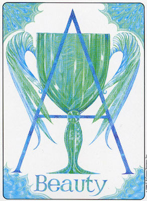 As de Coupes - Gill Tarot