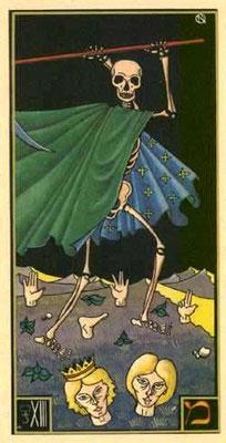 XIII - Le tarot d'Argolance