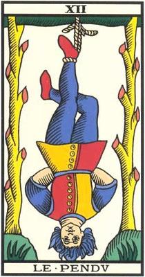 XII Le Pendu
