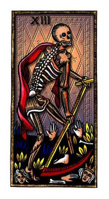 XIII - Le Tarot de la Félicité