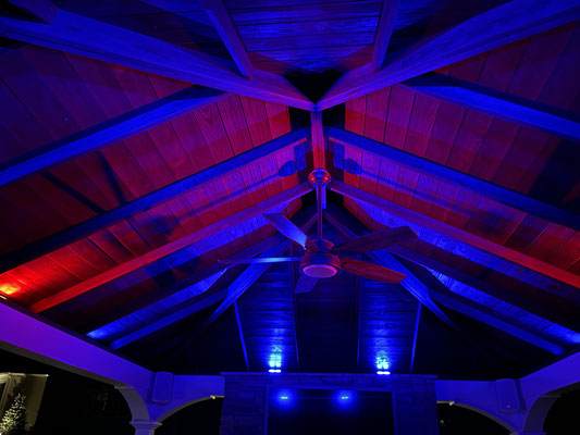 Use LED Color Lighting to select the party theme, or just set the mood! Franklin Lakes, NJ