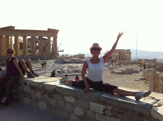 Akropolis, Athen 2012