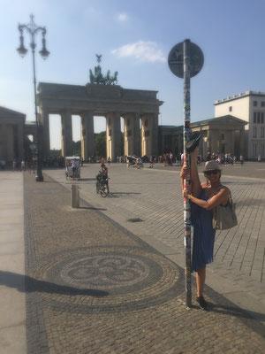 Brandenburger Tor Berlin 2016