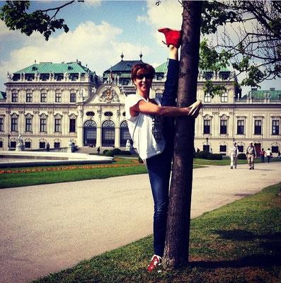 Belvedere Wien 2014