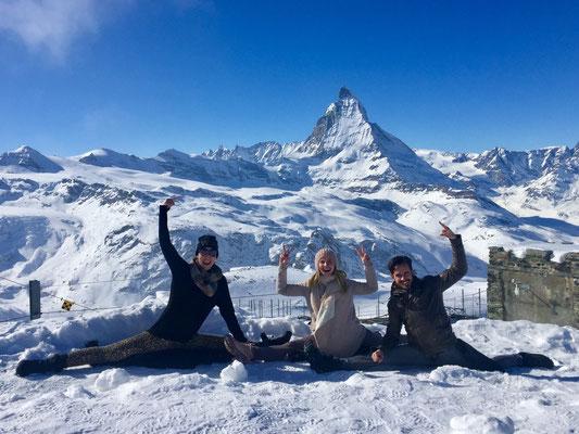 Gornergrat 3112m / Matterhorn 2018