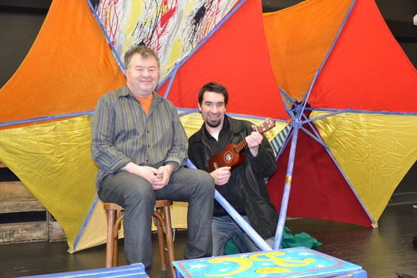 Bigorneau Circus (Alain Diverres et Jérôme André)