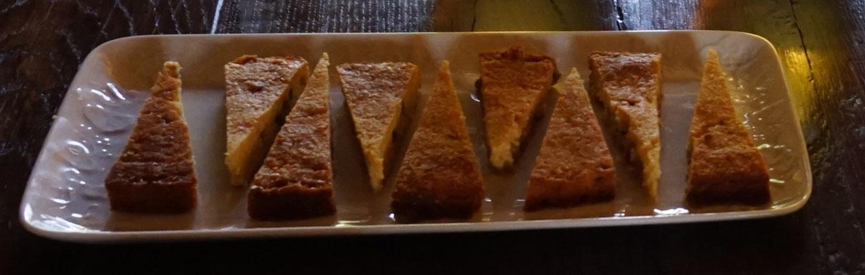 La grande spécialité de la Lysiane : le gâteau de Marans