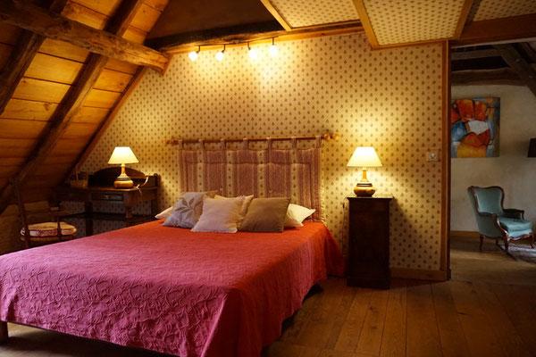 La chambre familiale Rustique, calme et spacieuse