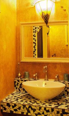 """Un peu d'exotisme dans la salle d'eau """"Mille et Une Nuits"""""""