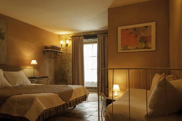 Pour rêver un peu, la chambre Toscane