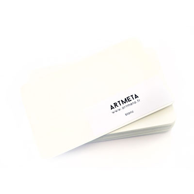 Thermolaquage Blanc / Toucher lisse ou sablé au choix