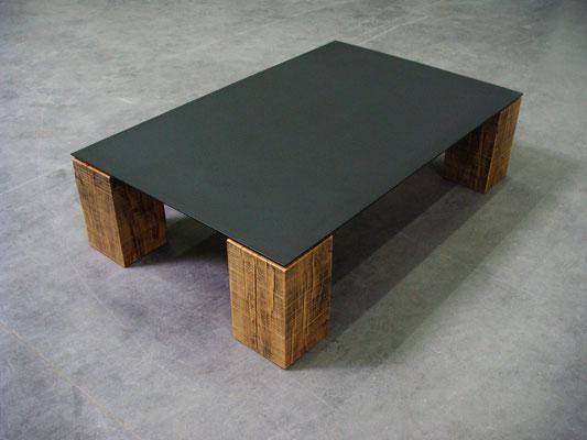 Nouveaut table basse contraste artmeta mobilier sur for Table basse grand format