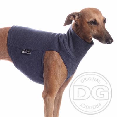 Baumwoll Shirt in Blau