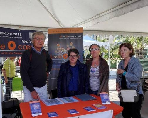 Luc Ziegler,Noëlle Mirande, Odile Ponsonaille, Danie Duchet-Pitou