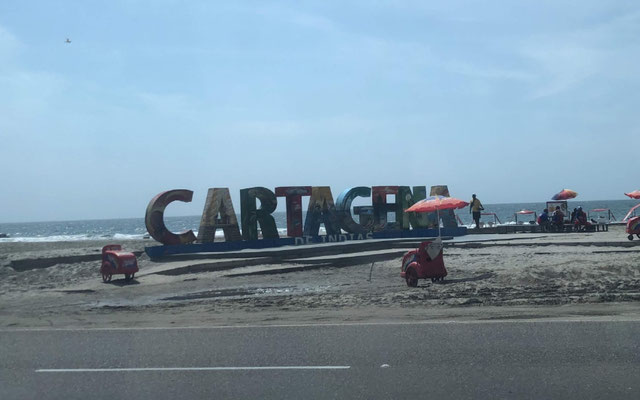 Hello Cartagena!