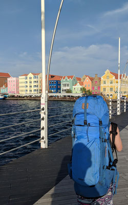 Ankunft Curacao/ Willemstad
