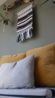 pattern, interieurinspiratie najaar 2018, DIY home, styling, trends, okergeel, solis zonwering, soliszon