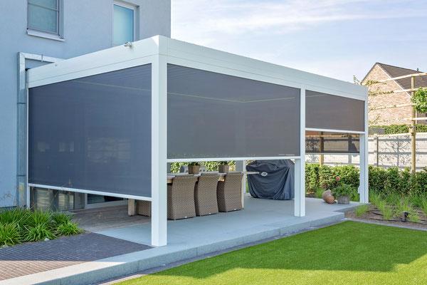 Op zoek naar een veranda terrasoverkapping voor jouw tuin of