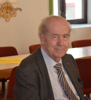 Herr Karl Walter Ziegler, Bundesvorsitzender bis 2009