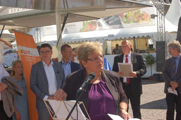 Frau Iris Ripsam, Mitglied des Deutschen Bundestages