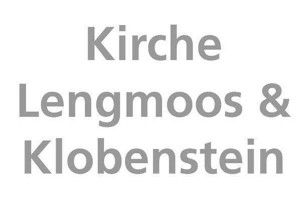Kirche Lengmoos Klobenstein